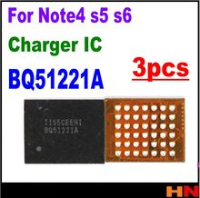 3 pçs/lote BQ51221A carregador IC chip de carregamento para S6 G9200 G925F G9250 BQ51221 42 pinos