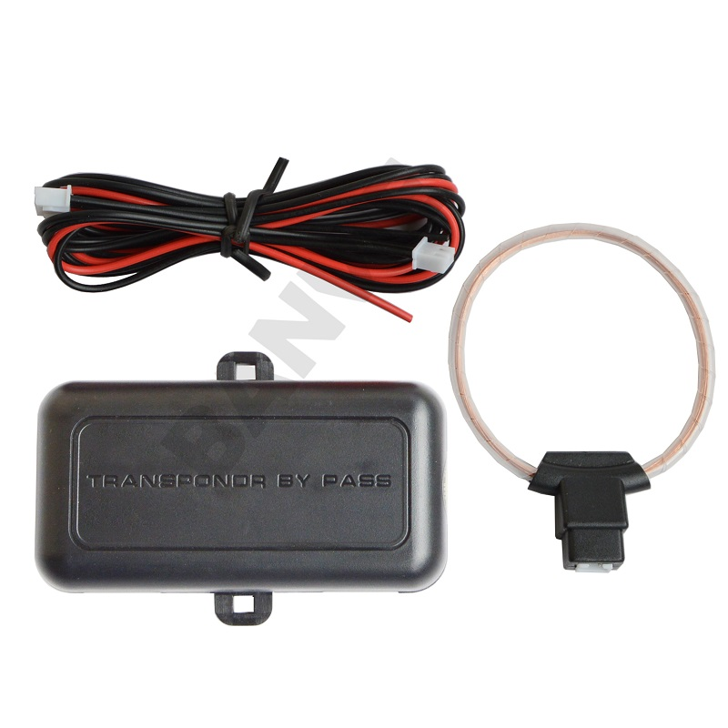 Russian car alarm transponder Immobilizer Bypass BP-02 Module For Chip Key immo bypass remote engine start & stop button & PKE easyguard pke car alarm system remote engine start stop shock sensor push button start stop window rise up automatically