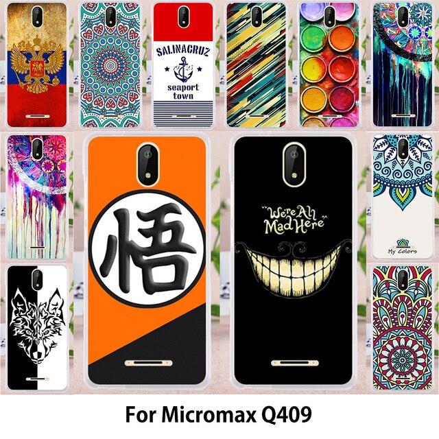 TAOYUNXI Case For Micromax Bolt Supreme 6 Q409 Micromax Q409 Cover Spark  Cases Silicone Soft TPU Covers Flag Exotic Phone Shells 536d04b8e35c