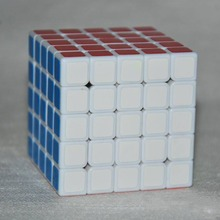 ShengShou Linglong 5×5 Square Shape Speed Magic Cube Puzzle Children Kids Educational Toys