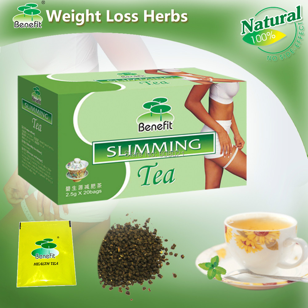 2 Boxes Benefit Slimming Tea Healthy Natural Herbs ...