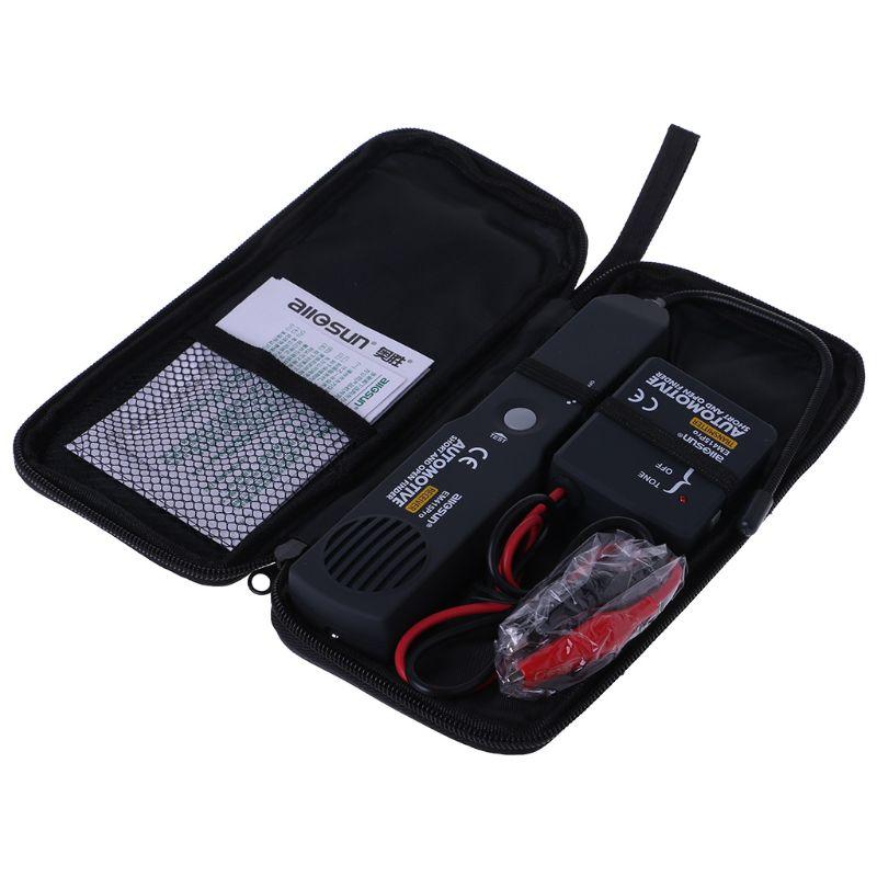 Universal EM415PRO Rastreador Fio de Cabo Automotivo Short & Abra o Circuito Testador Localizador Do Veículo Do Carro Reparação Detector Tracer 6-42 v DC