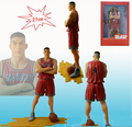 Slam Dunk Takenori Akagi 29 cm 1 pcs/set Boxed PVC Action figure Collection Model Basketball Toy