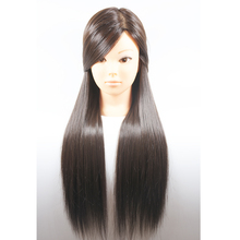 High Quality Wig Mannequin Head Hair Training Educational Makeup Hairdressing Doll Heads Hair Styling Mannequins purple professional styling head wig head stand women makeup hairdressing dummy doll training head hair mannequin head