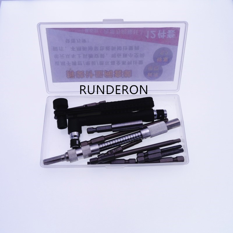 Image 2 - 12pcs Fuel Metering Valve Unit Disassembly Repair Tools Kit for Common Rail Injection Pump