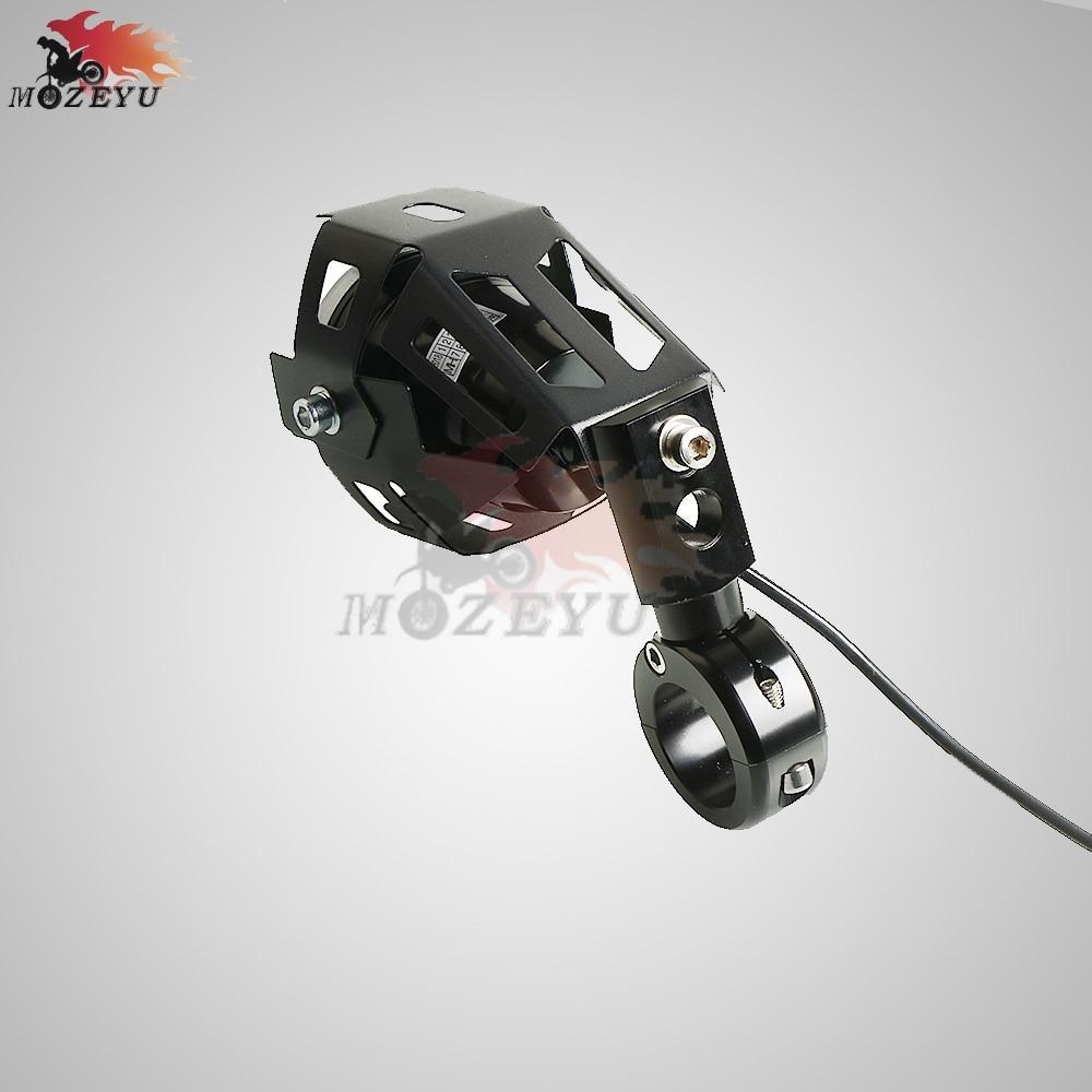 Ducati Multistrada 1200 Enduro Spotlight Support Brackets 96680551A