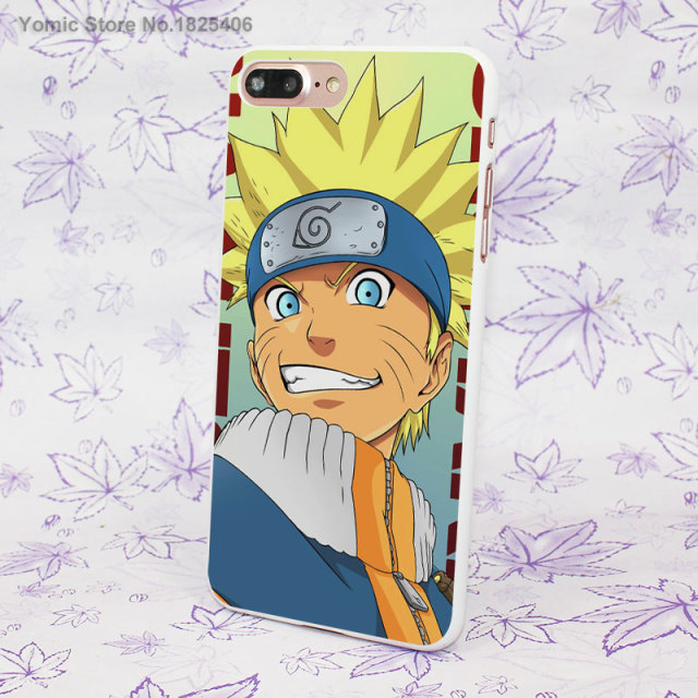 Naruto Phone Case for iPhone 6 6s Plus 7 7Plus SE 5 5s 5c – 10