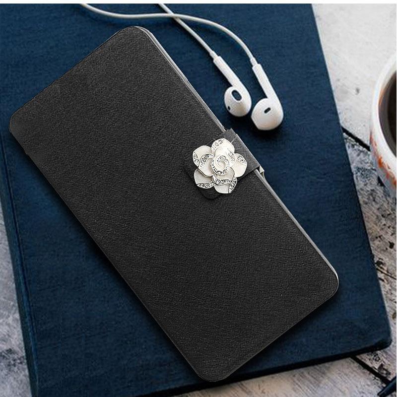 Zenfone 5 cover case Luxury PU Leather Mirror Flip Case for ASUS Zenfone 5 5.0