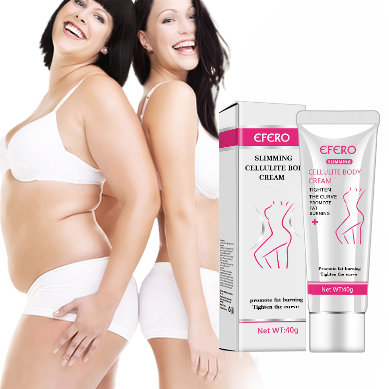 Women Body Slimming Cream Fast Fat Burning Weight Loss Waist Stovepipe Effective Anti Cellulite Care