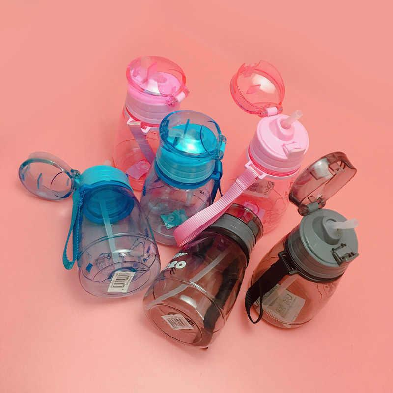 350 мл Детские герметичная Питьевая чашка силикагель учебный Поильник для молока кружка-непроливайка узнать бутылка питьевой воды