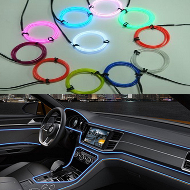 for volvo c70 car interior ambient light panel illumination for car inside tuning cool strip. Black Bedroom Furniture Sets. Home Design Ideas