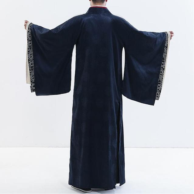 Han Dynasty Scholar Uniform
