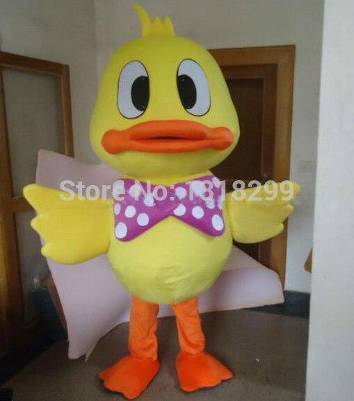 Mascotte canard mascotte costume déguisement personnalisé fantaisie costume cosplay thème mascotte carnaval costume kits