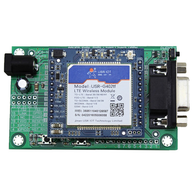 USR-LTE-7S4 Trasporto Libero 4G LTE Wireless Modulo con FTPUSR-LTE-7S4 Trasporto Libero 4G LTE Wireless Modulo con FTP