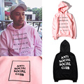 ANTI SOCIAL SOCIAL CLUB Hoodies Men Women 1:1 High Quality Hoodie Sweatshirt ASSC Pullover ANTI SOCIAL SOCIAL CLUB Hoodies