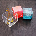 Square Silicone Pendant Mould For Resin Real Flower DIY Mold Jewelry Bangle Mould epoxy resin molds for Jewelry