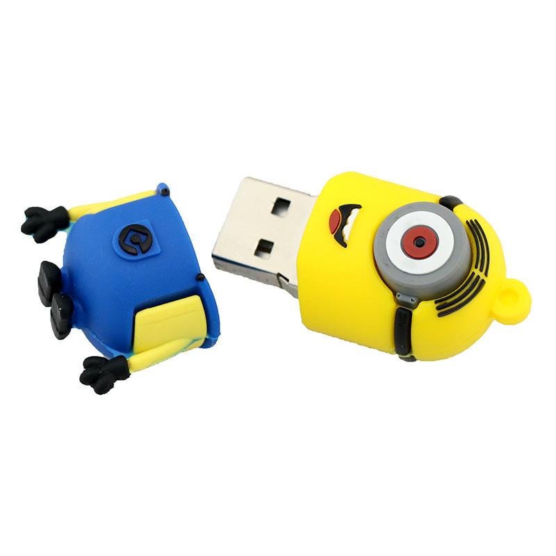 Hot Sale Despicable Me Flash Drive