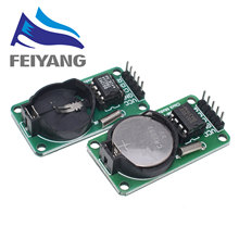 10PCS New Arrival RTC DS1302 Real Time Clock Module For AVR