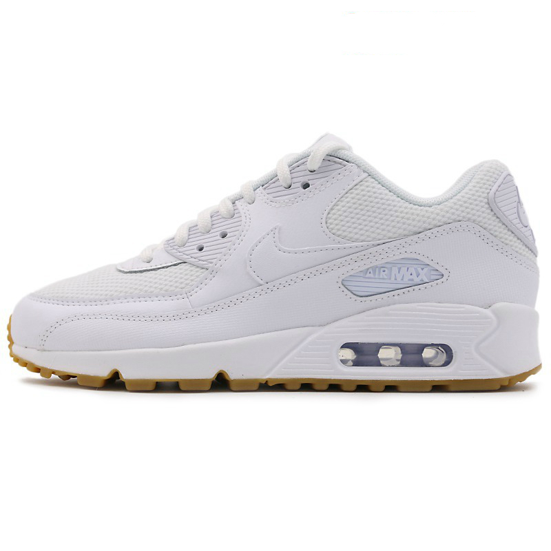 competitive price 1ebfd a3494 US $126.07 24% OFF|Original Authentic 2018 NIKE AIR MAX 90 LE Women's  Running Shoes Sneakers Stability Breathable Sports Outdoor Walking  Jogging-in ...