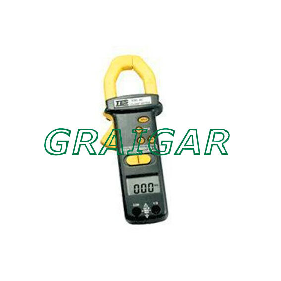 FREE Shipping, TES-3091N AC Clamp Meter(Non-Contact Volage Detection)