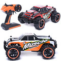 Alta Qualidade 83599 2.4G de Alta Velocidade Controle Remoto Monster Truck Carro de Brinquedo Por Atacado Frete Grátis