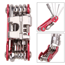 Portable Multifunction Bicycle Repair Tool Kit