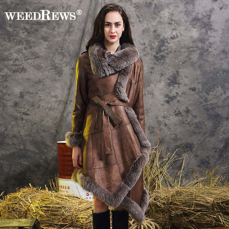 Luxury Shearling Coats Promotion-Shop for Promotional Luxury