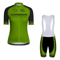 2018 New style LairschDan orbea cycling jersey t shirt and bib shorts set ropa ciclismo hombre maillot de cyclisme equipement
