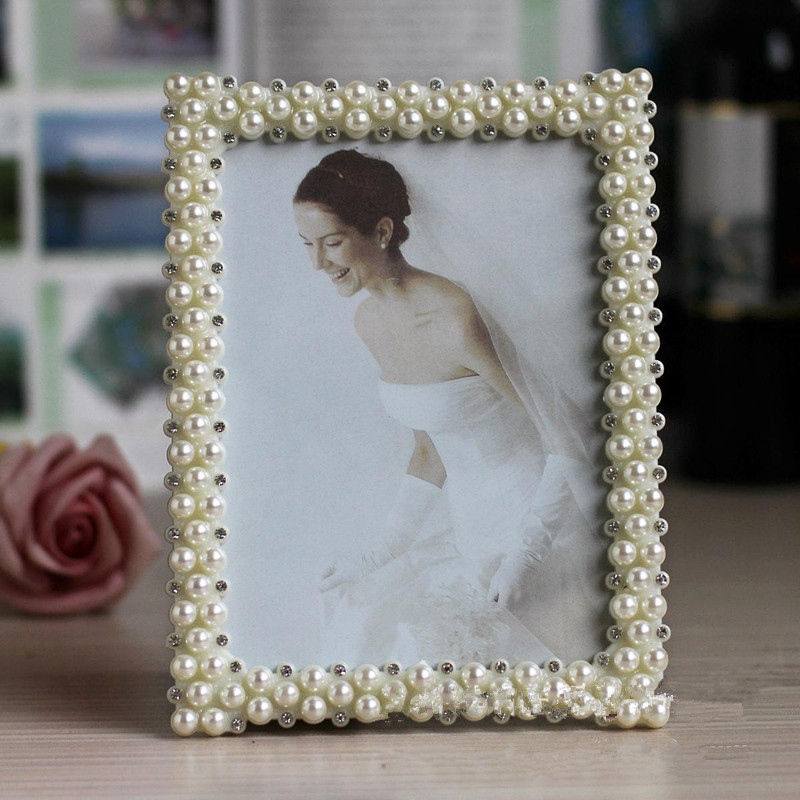 Online Buy Wholesale Pearl Photo Frame From China Pearl