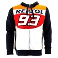 Brand New Clothing 100% Cotton 93 Marquez Hoodies MotoGP Racing Jackets Motorcycle Sweatshirts Winter Motorbike REPSOL 93 Coats