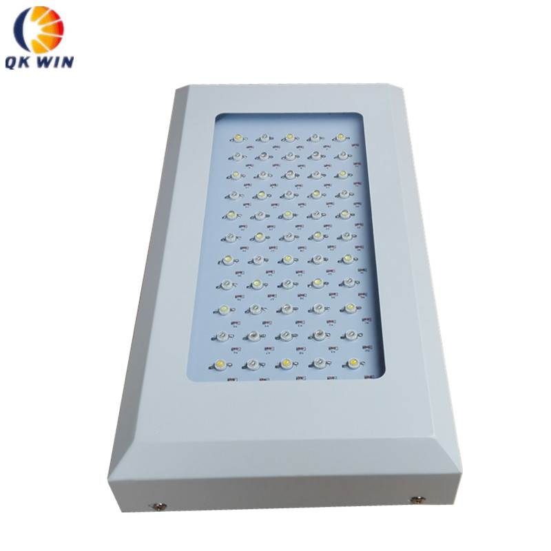 Freeshipping 55x3w Led aquarium light 165W for coral reef fish tank plants suitable for 200 gallon fish tank dropshipping freeshipping high quality 50w cree xte led xt e white 6pcs royal blue 4pcs led light lamp for coral tank tank aquarium