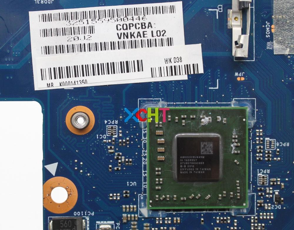 Image 3 - Для ноутбука Toshiba Satellite S40DT S40DT A K000141350 vnkae LA 9868P Материнская плата ноутбука протестированная и отлично работает-in Материнская плата для ноутбука from Компьютер и офис
