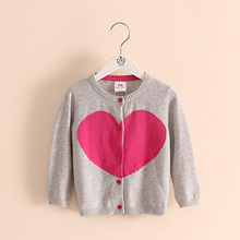 my-0918 2017 The new love Korea cardigan of spring youngsters's ladies sweater cardigan sweaters