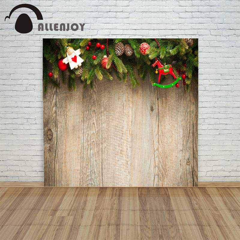 backdrop christmas backgrounds new year noel Wood ball angel horse xmas photocall vinyl color newborns 4pcs new for ball uff bes m18mg noc80b s04g
