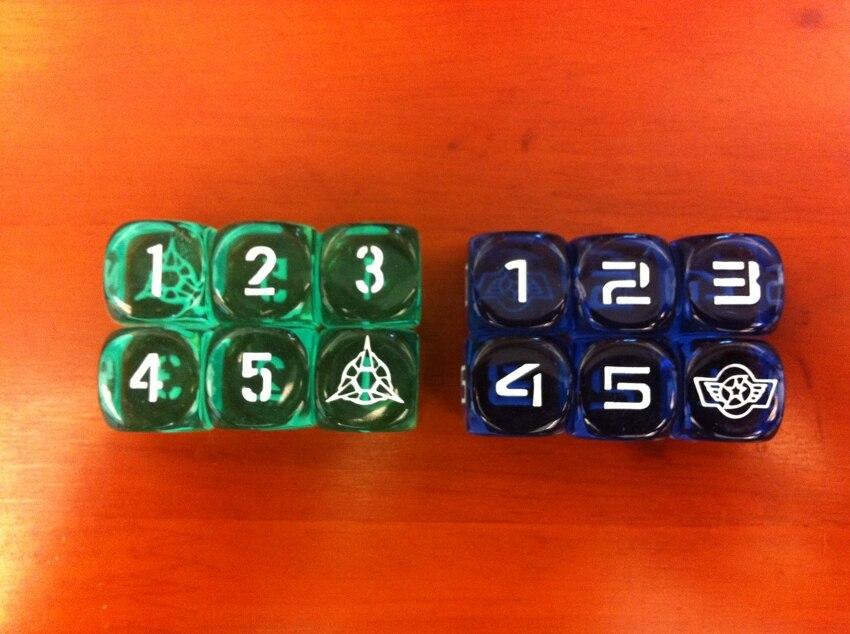 """6 kampų skaičius 16MM kauliukų Dungeons ir Dragons D6 kauliukų žaidimas ekranas """"6 pažodžiui į LOGO"""""""
