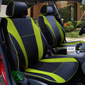 Cuero del asiento de coche especial cubre Para Todos Los Modelos Lifan x60 x50 320 330 520 620 630 720 NEGRO/BLANCO/MARRÓN accesorios del coche styling