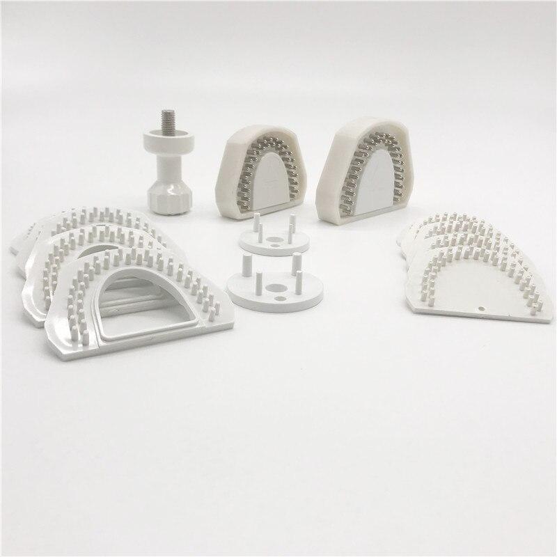 Ensemble de Kits de système de modèle d'équipement dentaire pour des outils de Machine-Instrument de goupille de Laser