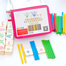 Wooden Set for Learning Maths