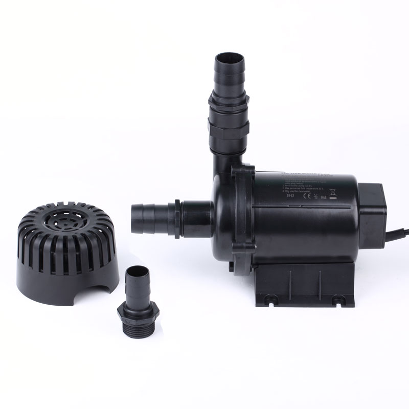 Aliexpress.com : Buy Resun PG 8000 8000L/H Aquarium Pondmate Garden Pond  Water Fountain Pump Submersible Water Pond Pump Hydroponics Saltwater From  Reliable ...