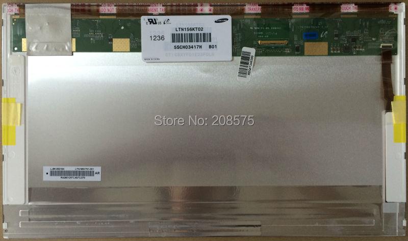 ФОТО Free Shipping ! Brand new 15.6 inch LED Screen LTN156KT02  LP156WD1 TLB2 / TLB3  B156RW01 V.1  N156O6-L01