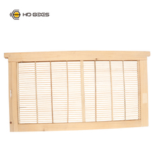 Beekeeping Bees Wooden Vertical Queen Excluder Bee Keeping Equipment and Tools for Beekeeper HDQE-006