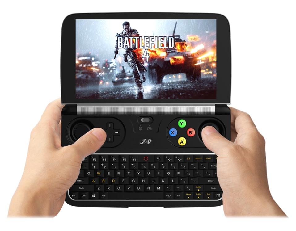 GPD Mini Gaming Laptop Windows 10 Touch Screen 8GB Intel 6 Inch 1