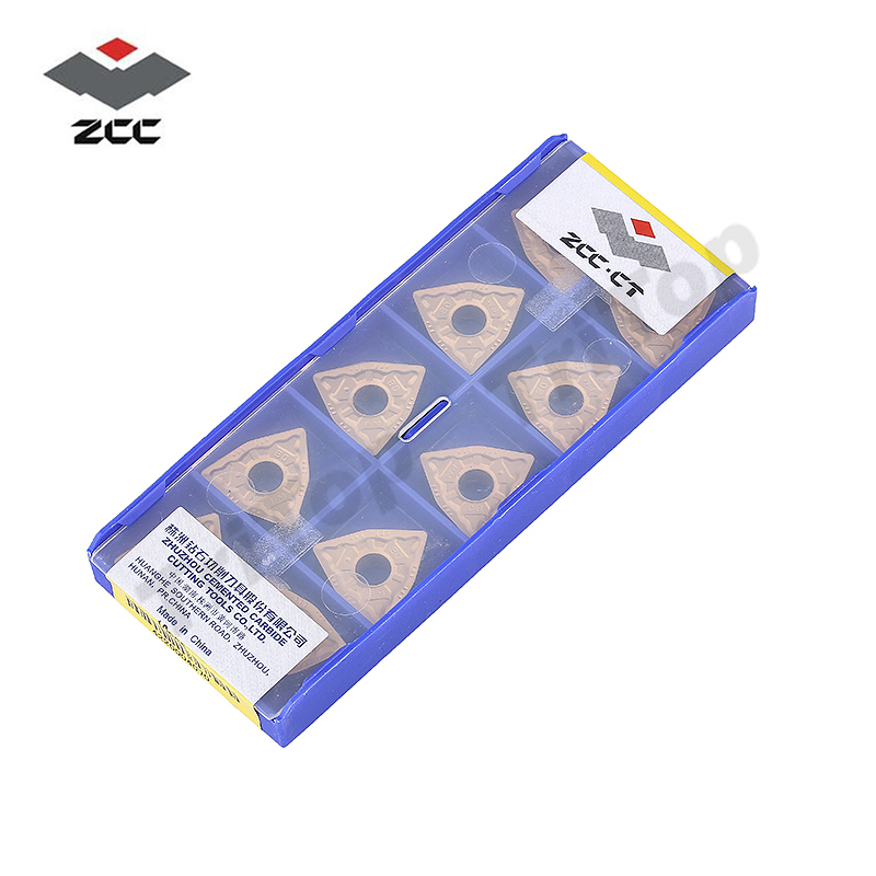 WNMG080408-PM WNMG432-PM YBC251 CNC CARBIDE INSERT ZCC.CT 10pcs