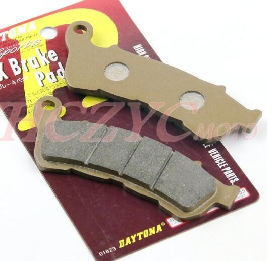 Motorcycle front brake pads suitable for Honda Hornet 600 CB600 (2007-2008-2009-2010)