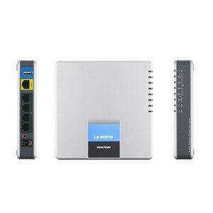 Image 5 - Beste keuze Unlocked LINKSYS SPA400 4FXO Telefoon Adapter Internet Telefoon Linksys Voice System VoIP netwerk voicemail applicatio