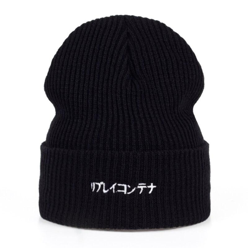 2017 Brand Winter Hat For Men Skullies Beanies Women Fashion Warm Cap Unisex Elasticity Knit Beanie Hats