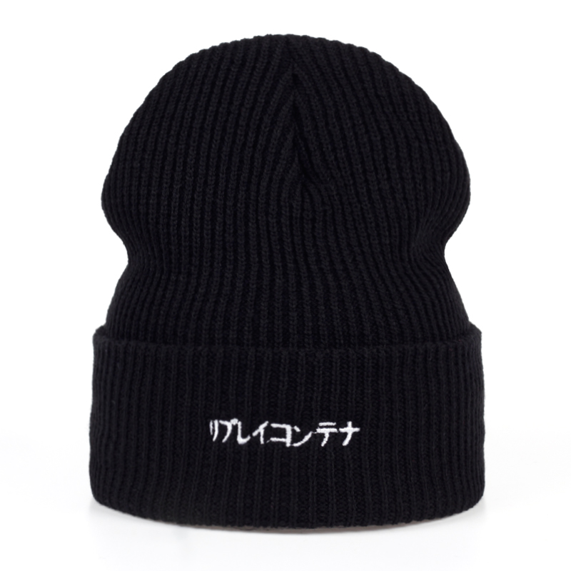2017 Brand Winter Hat For Men   Skullies     Beanies   Women Fashion Warm Cap Unisex Elasticity Knit   Beanie   Hats