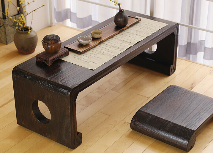aliexpress com buy japanese console table piano bench rectangle 120 50cm asian antique furniture living room