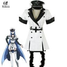 ROLECOS Japanese Anime Akame ga KILL Esdese Esdeath Cosplay