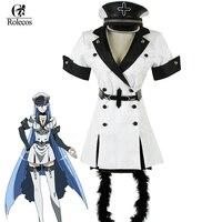 Rolecos Japanese Anime Akame ga KILL Esdese Esdeath Cosplay Costume Esdese Akame ga KILL Cosplay Costume